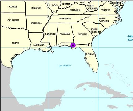 Early Miocene Map<