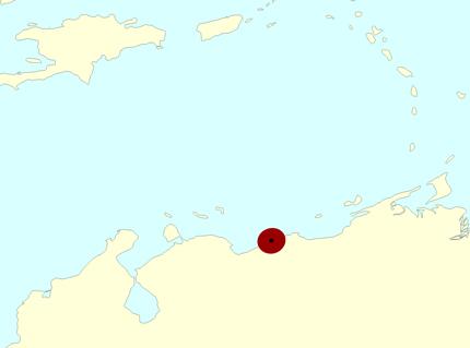 Early Pliocene Map